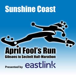 Sunshine Coast April Fool's Run presented by Eastlink